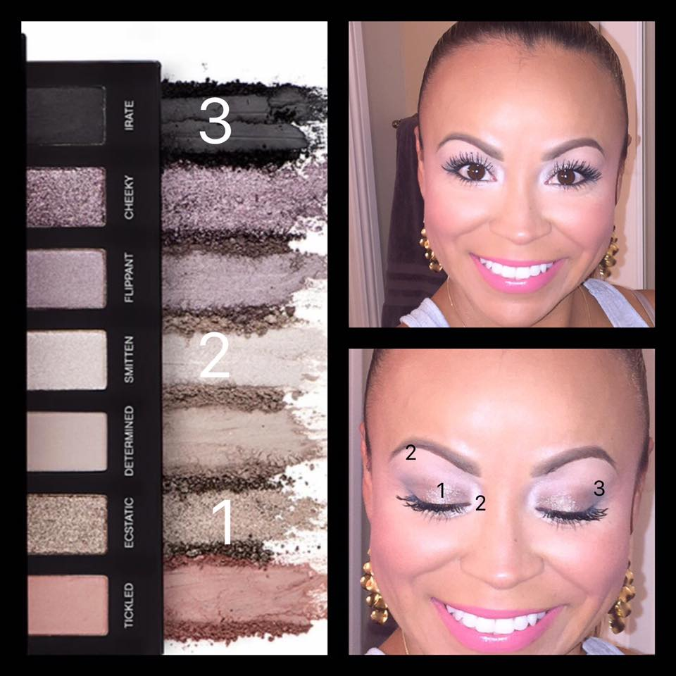 Younique Palette 1 Make Up Ideas