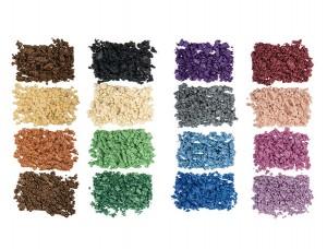 Younique moodstruck mineral pigment powder colors