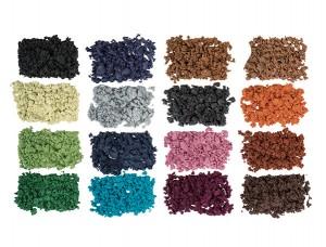 younique pigment powder colors