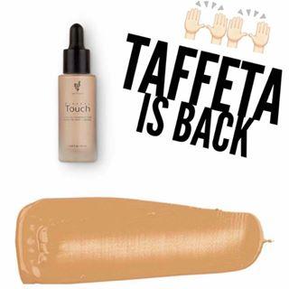 taffetaback