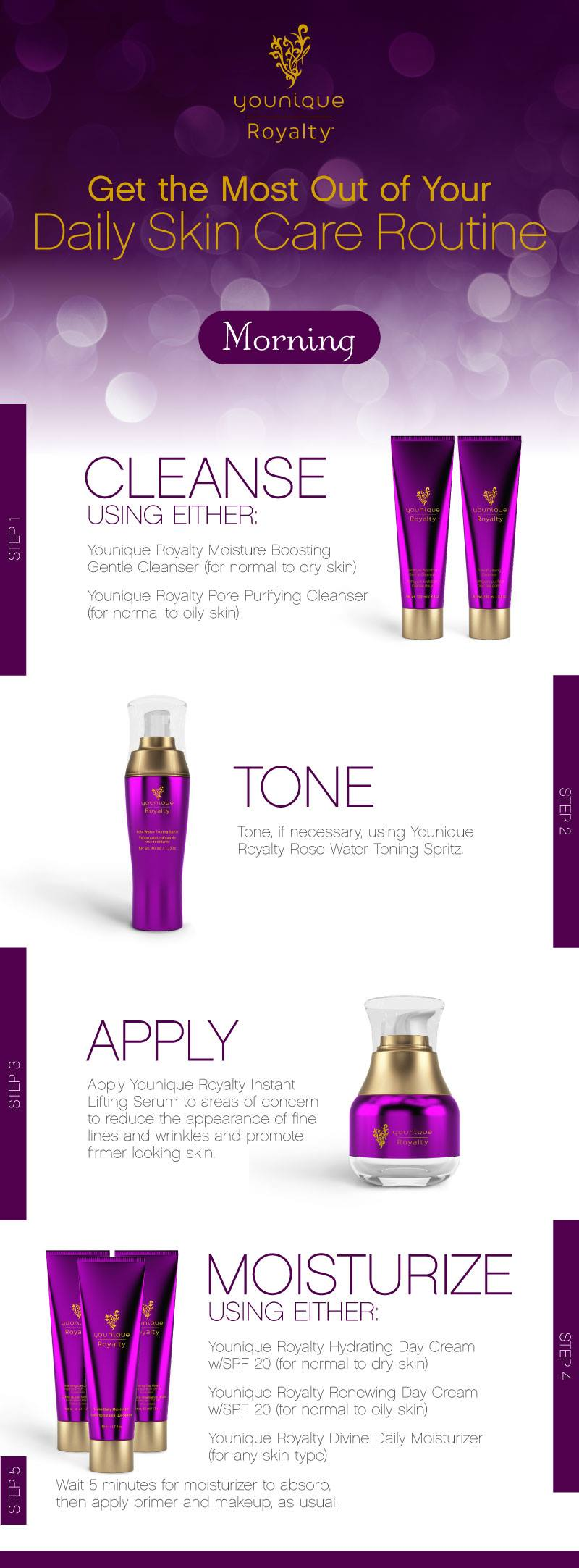 younique-skin-care-routine-morning