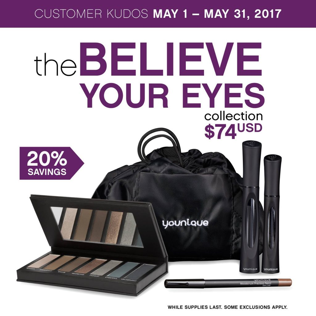 younique may customer kudos