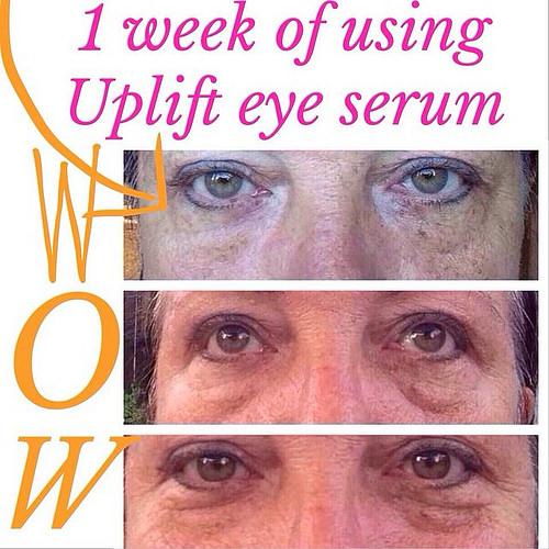 1 Week Of Uplift Eye Serum Younique Makeup Skincare