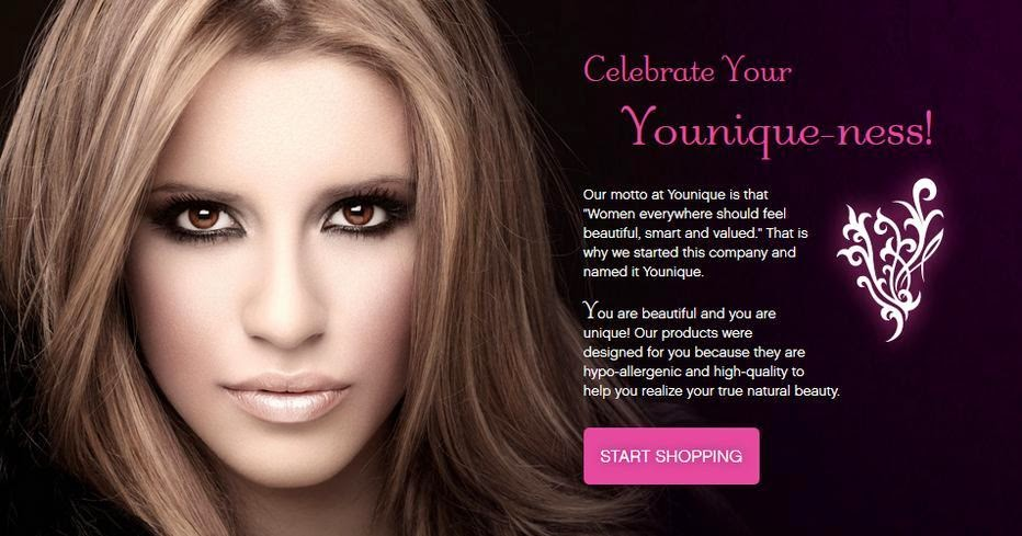 Shop Younique Products
