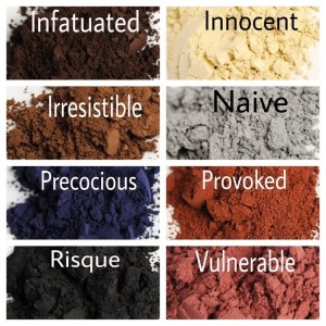 Mineral Pigment Powders