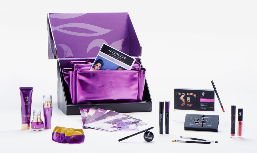 new younique presenter kit july 2017 and gorgeous bag younique