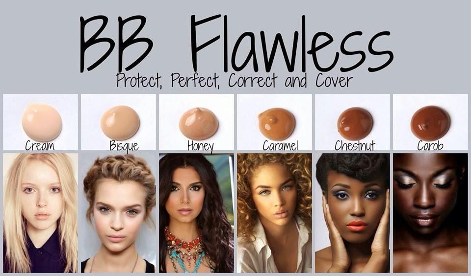 Embellisseur de teint BB Flawless