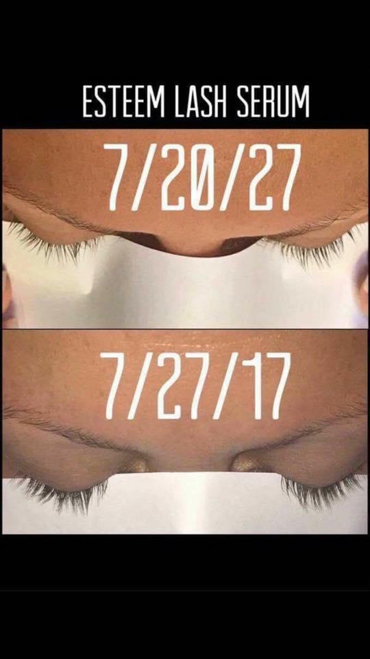 b3507ca5369 esteem-lash-serum-results - Younique Makeup, Skincare & Cosmetics