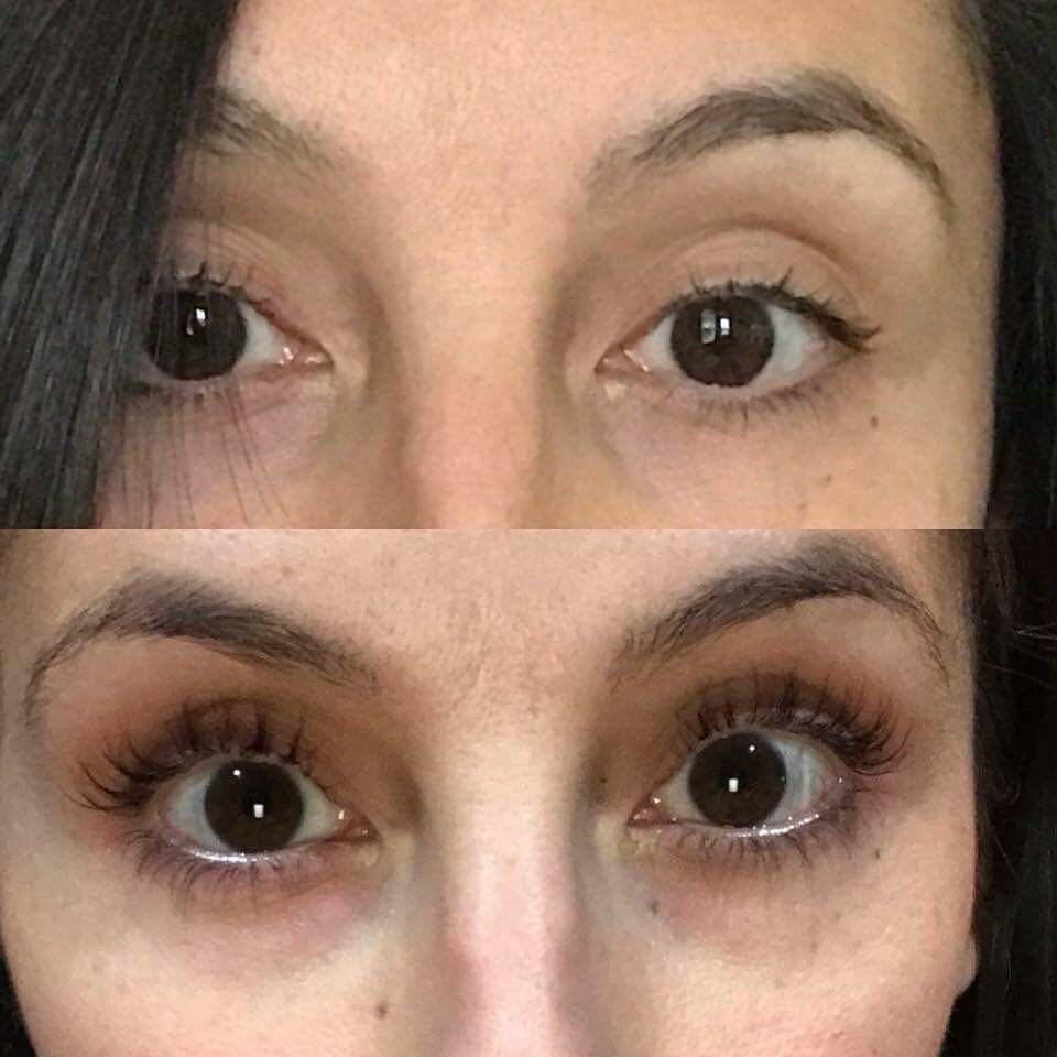 7007563f41e younique esteem lash serum results - Younique Makeup, Skincare ...