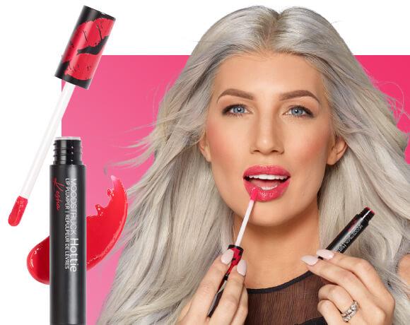 Younique Moodstruck Hottie Lip Plumper In 5 New Colors