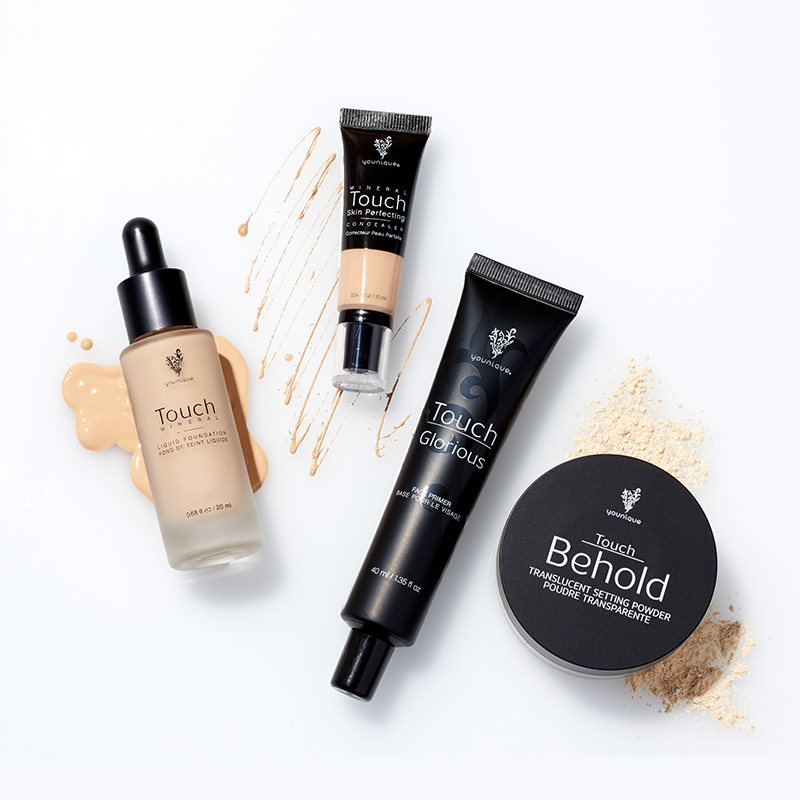 Younique March Kudos Flawless Four Bundle Younique